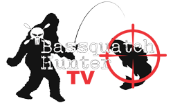 Bassquatch Hunter Logo
